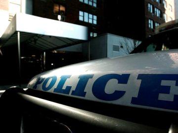 Imagen de un coche de policía de Estados Unidos