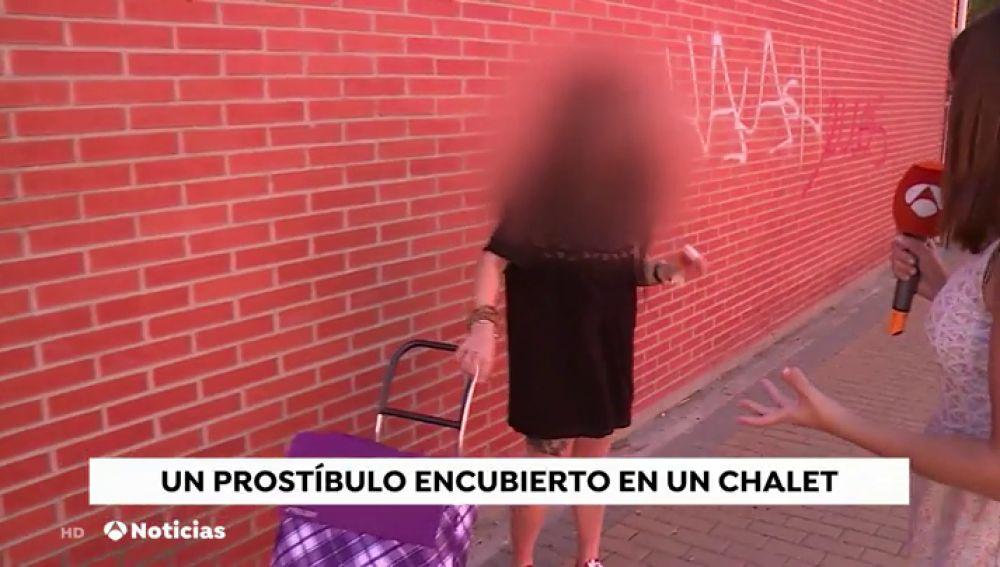 Familias de una zona residencial de Madrid denuncian un prostíbulo encubierto en una de las viviendas