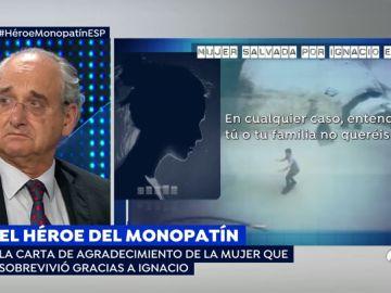 Padre de Ignacio Echeverría