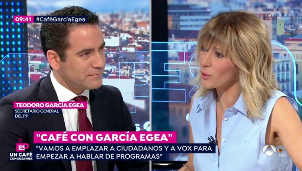 Teodoro García Egea.