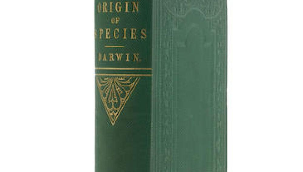 Subastan una de las primeras copias de 'El origen de las especies'