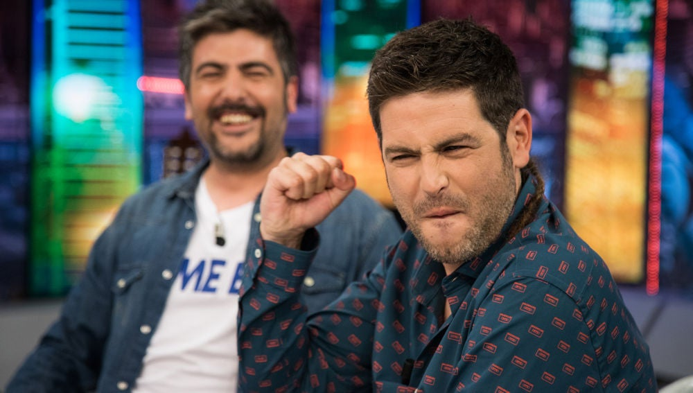 José Muñoz confiesa su extraña operación de sobacos que no ha dado resultado en 'El Hormiguero 3.0'