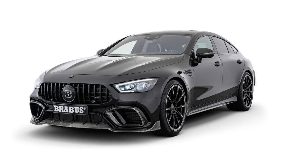 Modelo Mercedes Brabus