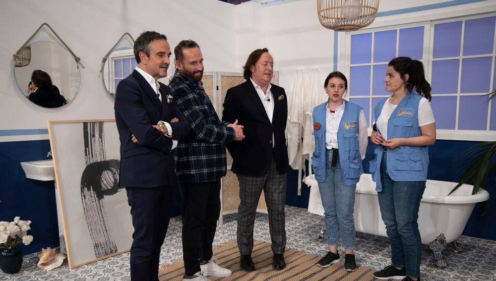 Descubre cómo es el baño de estilo mediterráneo de Las Nastis, el premiado por el interiorista Lorenzo Castillo