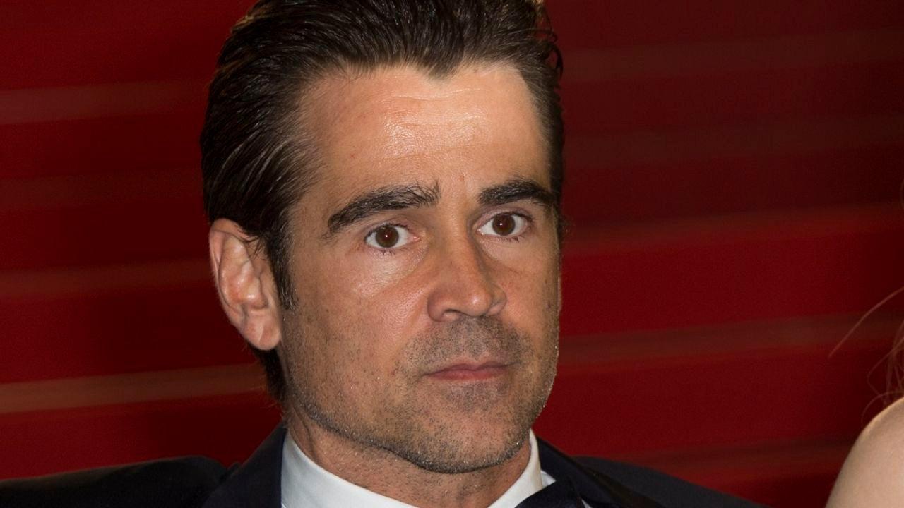 """""""Fui Un Desastre"""": Colin Farrell Confiesa Que Necesitó 56"""