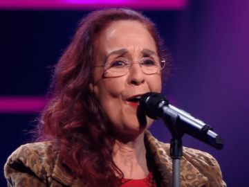 Noble, participante de 'La Voz Senior' en Holanda