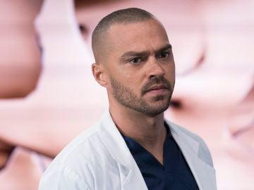 Jesse Williams en 'Anatomía de Grey'