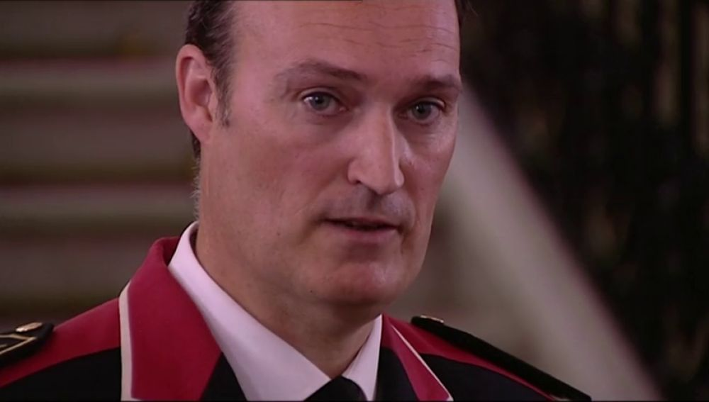 Eduard Sallent, nombrado nuevo jefe de los Mossos d'Esquadra
