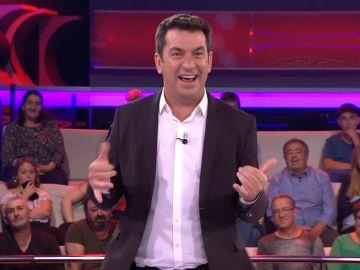 El innovador chiste de Arturo Valls sobre Benidorm en '¡Ahora caigo!
