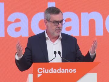 Ciudadanos rechaza una negociación a tres como le proponen PP y Vox
