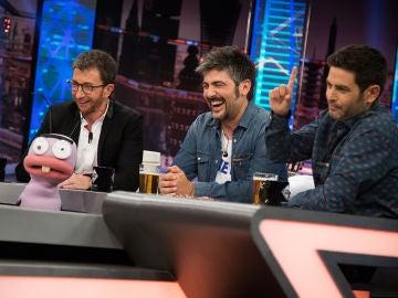 Trancas y Barrancas ponen a prueba a Estopa 'troleando' sus propias canciones