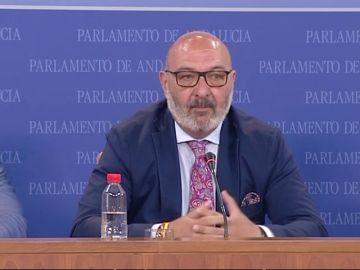 Vox rechaza los presupuestos de PP y Cs en Andalucía