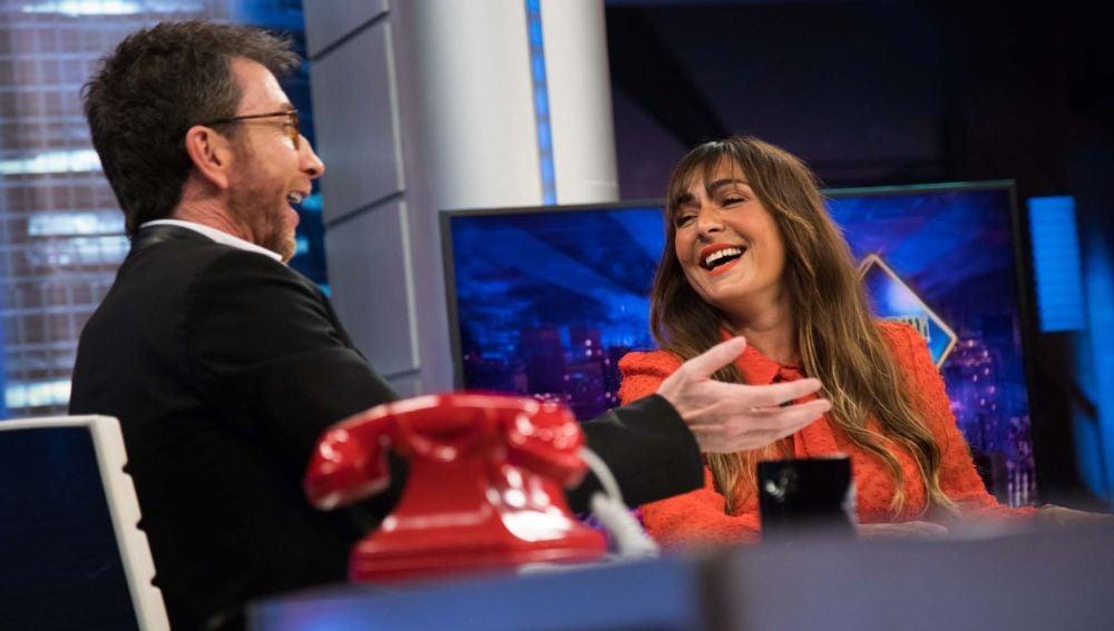 ¿Qué es tener carácter?, Candela Peña y Pablo Motos responden en 'El Hormiguero 3.0'