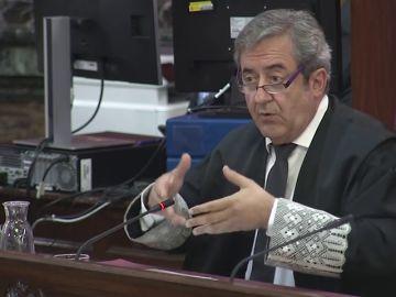 El fiscal acusa a los independentistas de intentar liquidar la Constitución utilizando la violencia