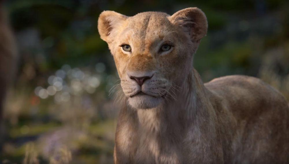 Beyoncé es Nala en 'El rey león'