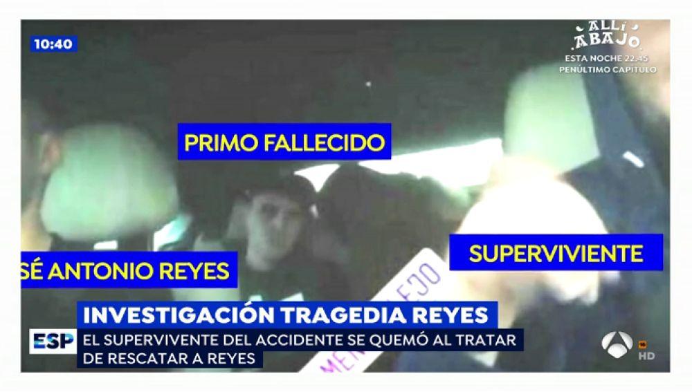 Accidente de Reyes.