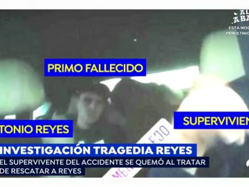 Accidente de Reyes.