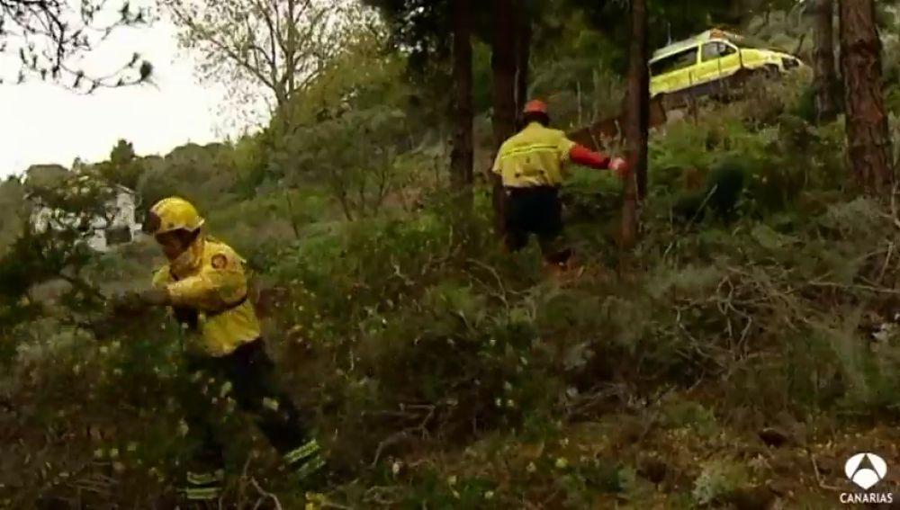 Vigilancia extrema ante el riesgo de incendio forestal