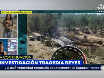 Accidente de José Antonio Reyes.