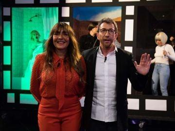 El juego de las diferencias con Candela Peña en 'El Hormiguero 3.0': sobre escenas de crimen en películas míticas