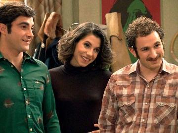 La sorpresa de Miguel, Carol y Álvaro que descoloca a Nieves