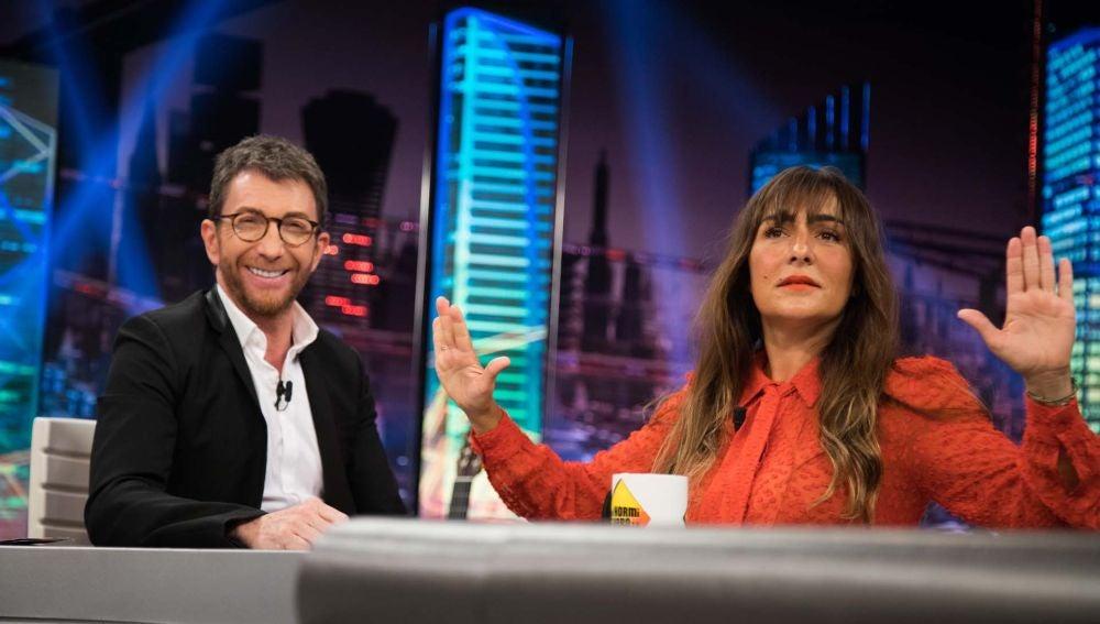 La divertida anécdota de cuando Candela Peña conoció a Darío Grandinetti