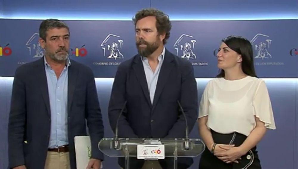 Partido Popular y Vox protagonizan la primera reunión formal entre ambas formaciones