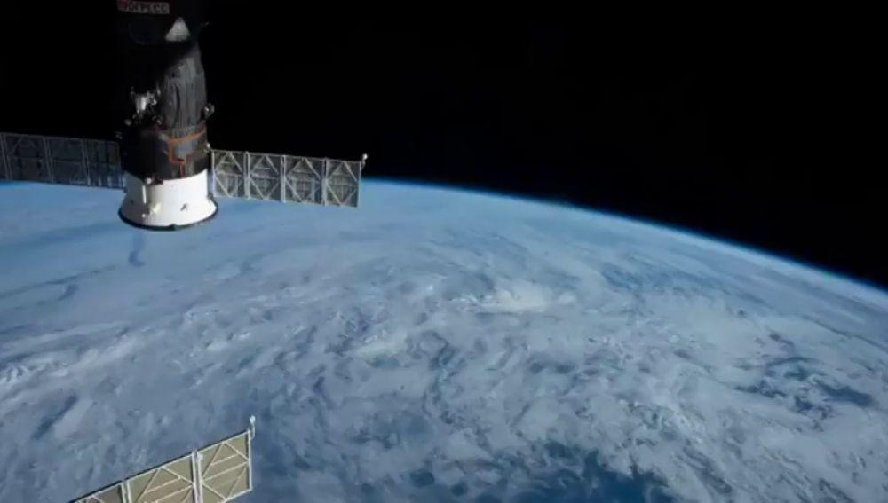 La Nasa difunde imágenes de la Tierra desde el espacio