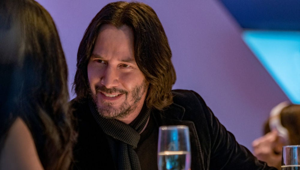 Keanu Reeves en 'Always be my maybe'