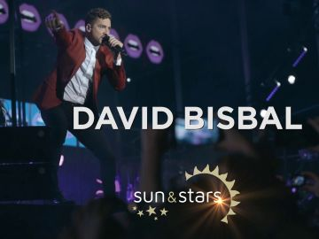 David Bisbal en Sun&Stars