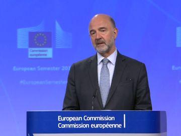 """La UE felicita a España por el esfuerzo hecho para reducir el déficit: """"Les animo a continuar por este camino"""""""