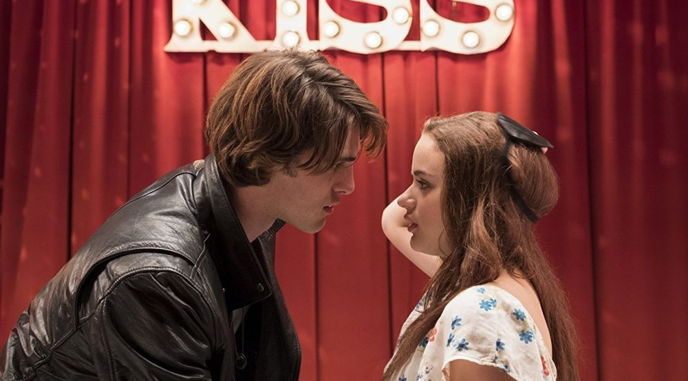Jacob Elordi y Joey King en 'Mi primer beso'