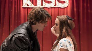 Jacob Elordi y Joey King en 'Mi primer beso'