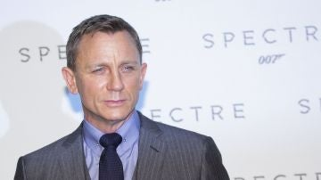 Daniel Craig es James Bond