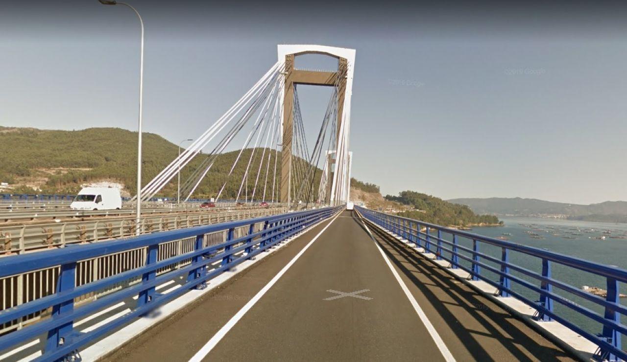 El puente de Rande de Vigo