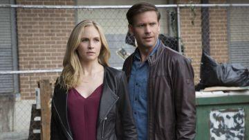 Caroline y Alaric en 'Crónicas Vampíricas'