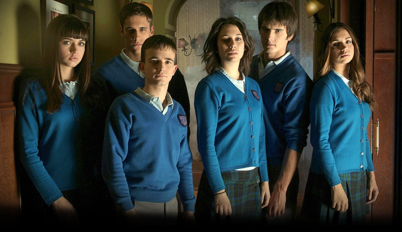 'El internado', en Atresplayer
