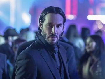 Keanu Reeves en 'John Wick 3'