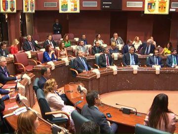 Murcia constituye la Asamblea regional tras las elecciones generales