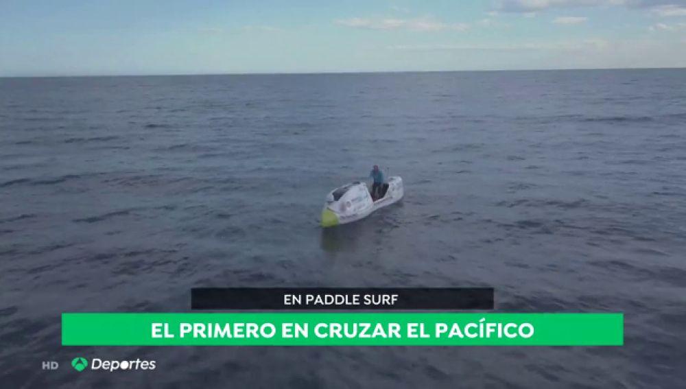 La locura de Antonio de la Rosa que no ha intentado nadie: cruzar solo el Pacífico en una embarcación de siete metros