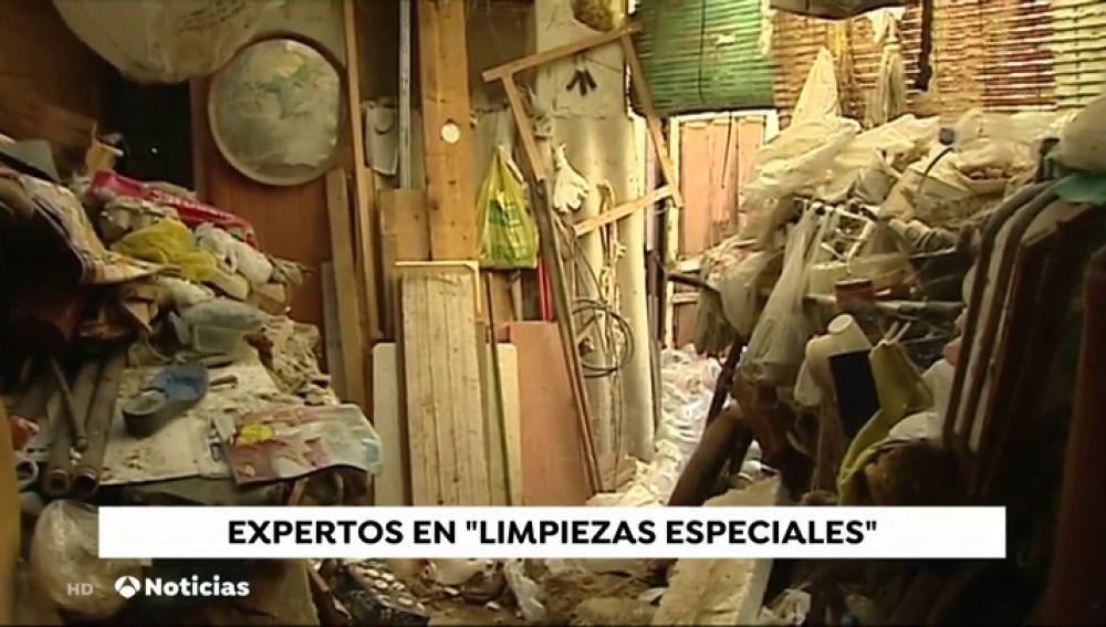 Conocemos a la familia González, encargados de las 'limpiezas traumáticas'