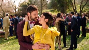 Iñaki y Carmen despiden 'Allí abajo' con un 'sí, quiero'