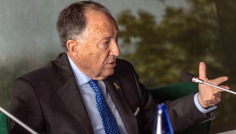 El director del CNI, el general Félix Sanz Roldán