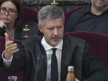 El abogado de Junqueras dice que se confunde desobediencia con rebelión