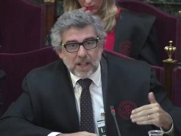 El abogado de Sánchez, Rull y Turull dice que hubo protestas no un alzamiento