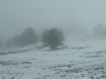 Nieve a 41 de mayo