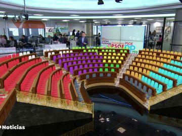 Reparto de escaños en el Congreso: Vox, al gallinero