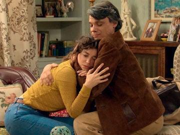 """Amelia desea olvidar su historia de amor con Luisita: """"solo me ha traído dolor"""""""