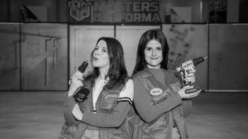 Silvia y Maite