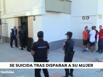 Un guardia civil dispara a su mujer y se suicida en Ceuta